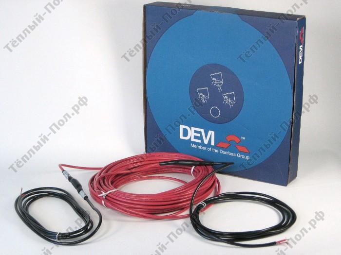Нагревательный кабель deviflex dsig-20